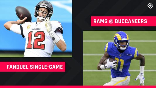 Monday Night Football FanDuel Picks: NFL DFS lineup advice for Week 11 Buccaneers-Rams single-game tournaments