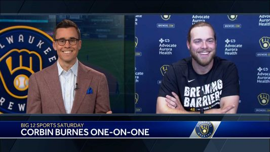 Brewers pitcher Corbin Burnes reflects on his historic start to the 2021 season