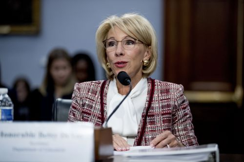 DeVos defends proposed Special Olympics cut amid outcry