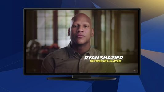 Retired Pittsburgh Steelers All-Pro linebacker Ryan Shazier endorses Joe Biden for president