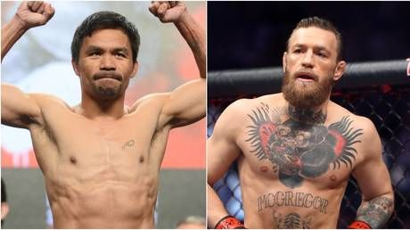 Conor McGregor says he's going to box Manny Pacquiao