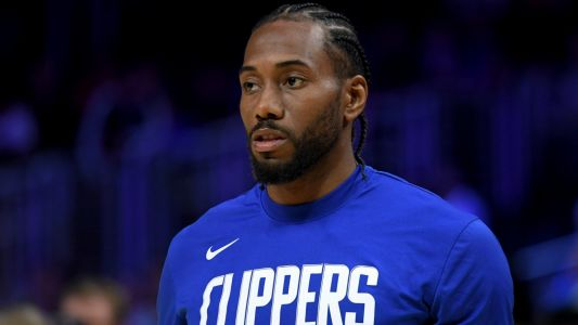 Kawhi Leonard feeling good, but Clippers plan to be 'smart' about usage
