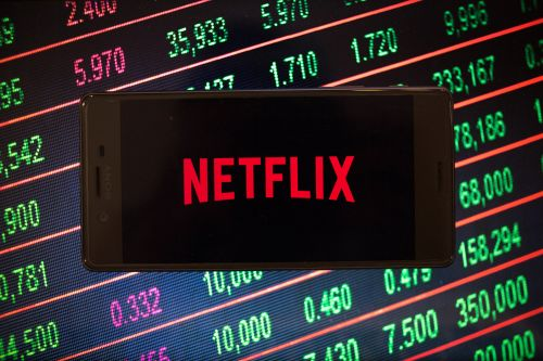 Netflix shares dip as Q4 revenue misses estimates