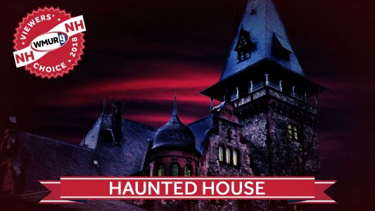 What is the best haunted house in New Hampshire?