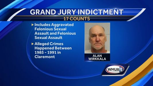 Newport man indicted by grand jury on child sexual assault charges