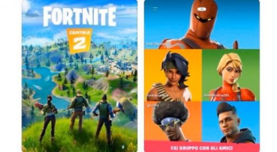 Fornite Chapter 2 apparently leaks via Apple's app store