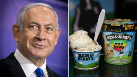 Netanyahu tells Israelis 'NOT to buy' Ben & Jerry's ice cream after company stops sales in 'Occupied Palestinian Territory'