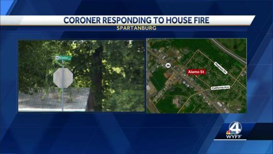 Firefighters respond to house fire, find body inside, fire chief says