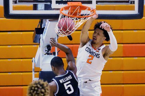 Oklahoma State scandal shouldn't keep Cade Cunningham from March Madness