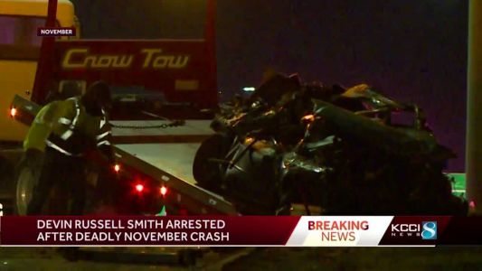 DMPD charges 23-year-old with vehicular homicide in street racing crash