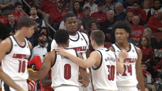 Louisville basketball leads the nation in field-goal percentage
