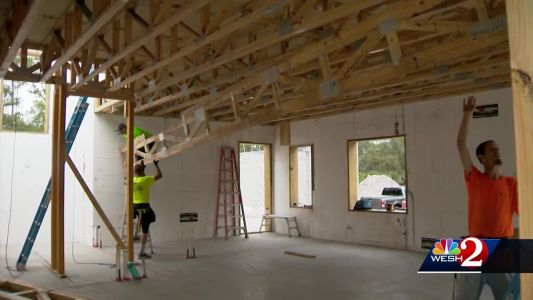Central Florida construction is being hammered by a worker shortage
