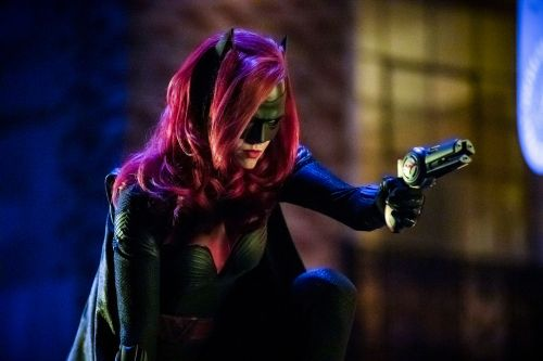 Ruby Rose's 'Batwoman' comes out as gay on CW show