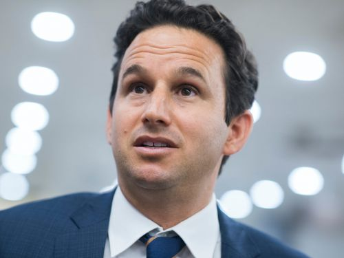 Sen. Brian Schatz said the Senate's hearing with tech CEOs is a 'sham' and used his time to criticize Republicans rather than ask any questions