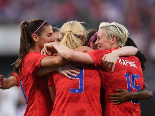The US women's soccer team now makes more revenue than the men's. Female players say they still earn $100,000 less a year