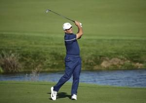 The Latest: US celebrity team beats Europeans at Ryder Cup
