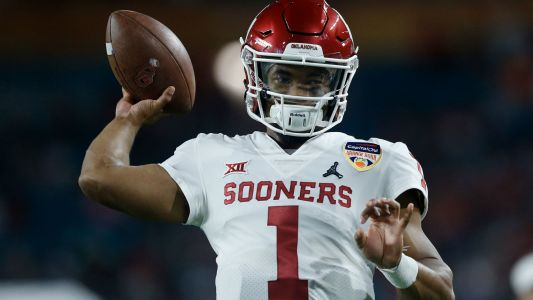 NFL Draft 2019: Cardinals select Kyler Murray with No. 1 pick
