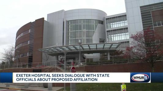 Exeter Hospital seeks dialogue with AG about proposed affiliation