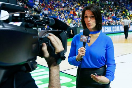 Career choice Dana Jacobson hopes she never has to make