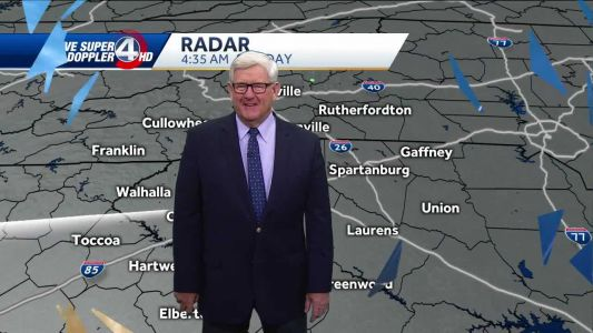 Videocast: Beautiful Father's Day, mostly sunny