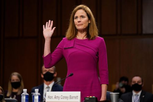 Senate poised to confirm Amy Coney Barrett to Supreme Court, Democrats powerless to block | WATCH LIVE