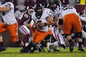 No. 21 Oklahoma State looks to bounce back from Bedlam loss