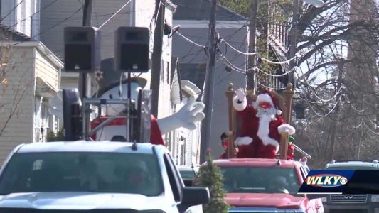 Light Up Louisville morphs into smaller neighborhood parades amid pandemic