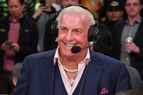 Is legendary wrestler Ric Flair done with the WWE?