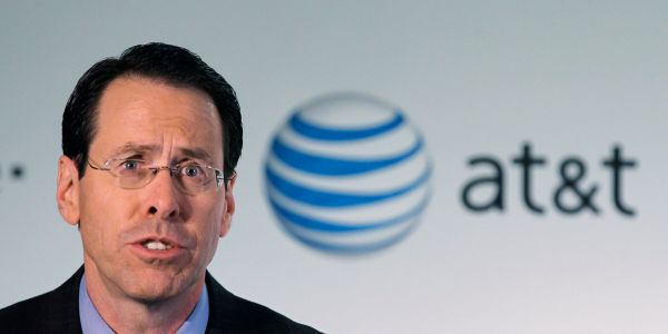 AT&T CEO's rumored exit reportedly triggered activist hedge fund Elliott Management's recent investment