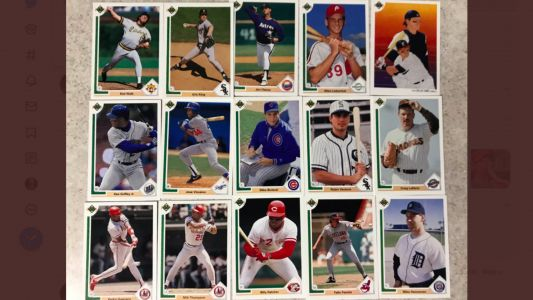Through 'Pack of the Day' Twitter threads, baseball cards evoke loving, endless connection to the game