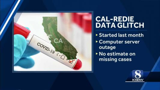 California's top health official says Covid data glitch is fixed
