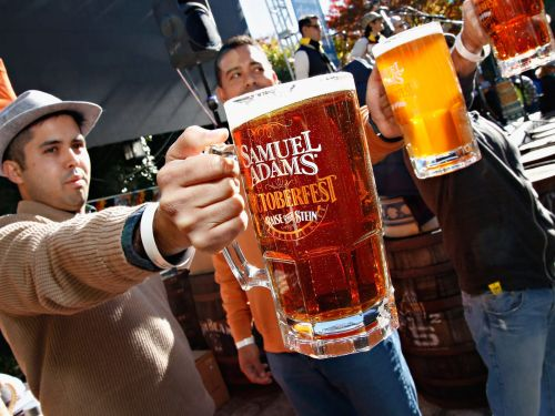 People who are vaccinated can get free beer money thanks to a Samuel Adams promotion