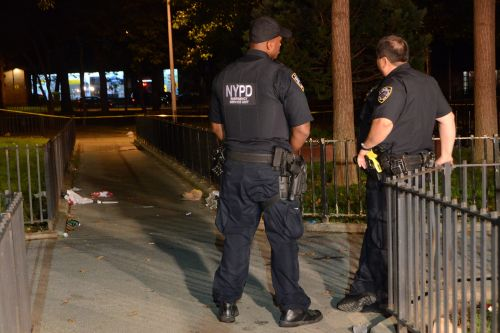 Father of 2 shot dead after party in Brooklyn