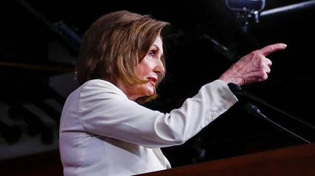 'All roads lead to Putin!' Pelosi tells Americans impeachment not really about Ukraine but all about. Russia