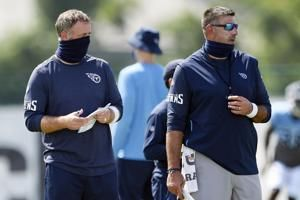 AP source: NFL fines Titans $350,000 for COVID-19 outbreak