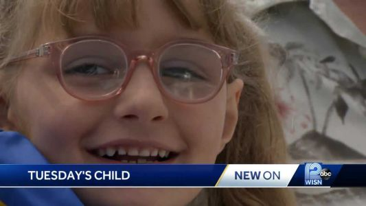 Tuesday's Child sets sail for a Big Sister