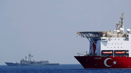 Turkey restarts drilling in E. Mediterranean as energy exploration dispute with Greece continues