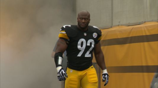 The new 92? Steelers undrafted LB Ola Adeniyi draws early comparisons to James Harrison
