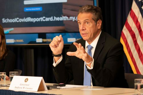 Andrew Cuomo has gone loco on crime and vaccines