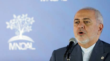 Iran's FM Zarif to hold talks with Macron in France this week
