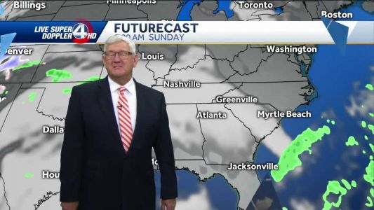 Videocast: More clouds today