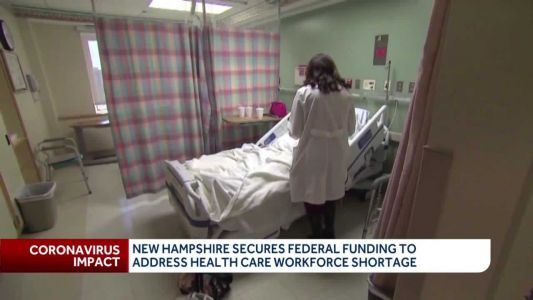 Federal funds could help address health care workforce shortage
