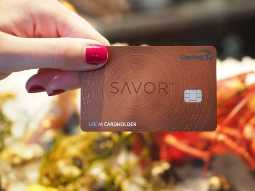 The Capital One Savor offers 4% cash back on dining and entertainment - here's how much the average American saves each year with the card