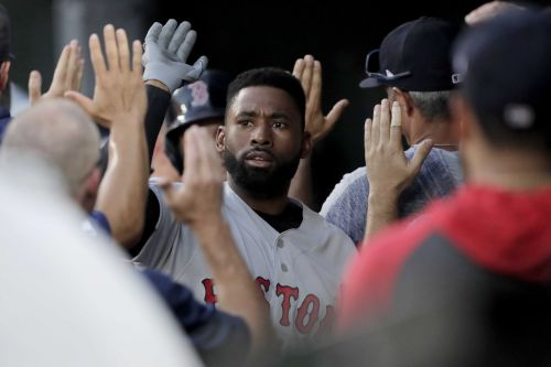 13-1 loss could be Jackie Bradley Jr.'s last game at Fenway Park with Red Sox