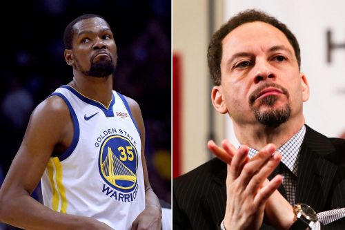 Kevin Durant calls out reporter, fights on Twitter over his 'worst nightmare'