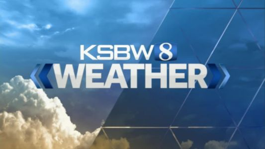 Friday a.m. KSBW Weather Forecast 3.16.18