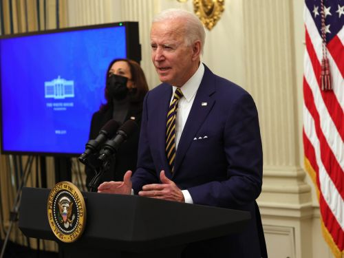 Biden to sign off on $400 billion campaign pledge for federal agencies to buy American-made goods