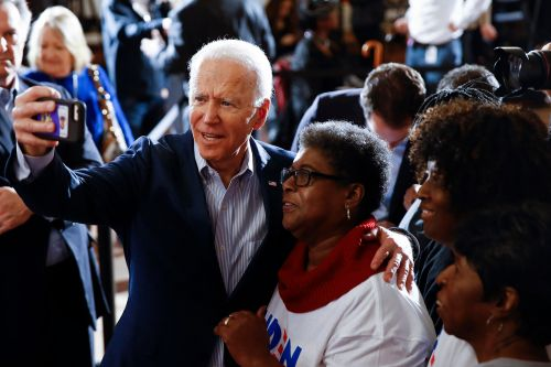 Black voters may 'save' Joe Biden in South Carolina - and then give up on him