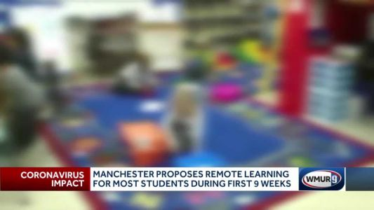 Manchester proposes remote learning for most students during first 9 weeks