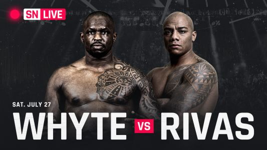 Dillian Whyte vs. Oscar Rivas: Live results, round-by-round updates, highlights from full card